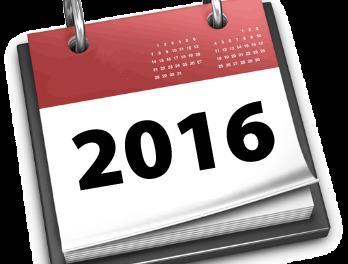 Confección del calendario de guardias de ALD para el año 2016