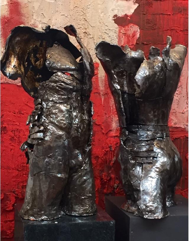 Exposición de escultura de Ernesto Rodríguez