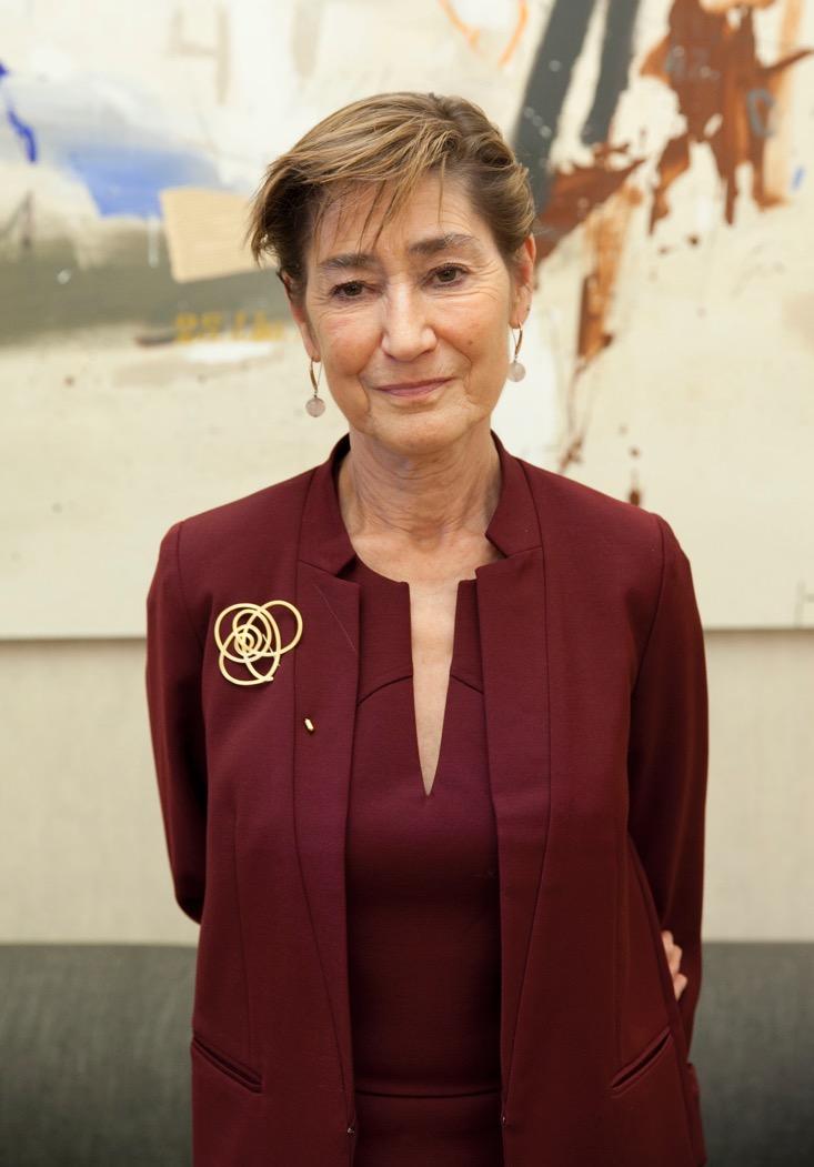 Victoria Ortega Benito, la primera mujer en presidir la Abogacía Española