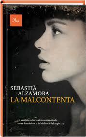 18/05/2016.- Charla abierta con el escritor Sebastià Alzamora, autor de La Malcontenta