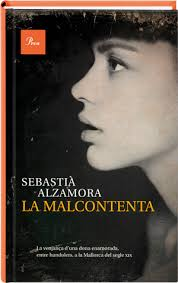 18/05/2016.- Grupo de lectura: charla-coloquio con el escritor Sebastià Alzamora, autor de La Malcontenta