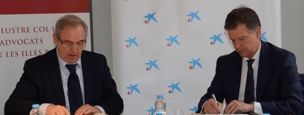 Acuerdo ICAIB-CaixaBanK: acceso a amplia gama de servicios en condiciones ventajosas