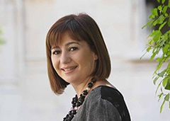 05/05/2016. Cafè Legal amb la senyora Francina Armengol, presidenta del Govern de les Illes Balears