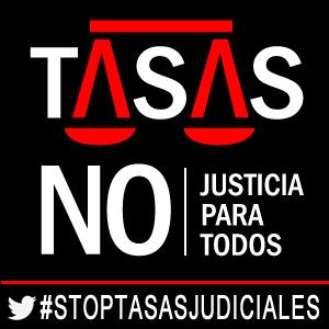 El TC anula las tasas judiciales