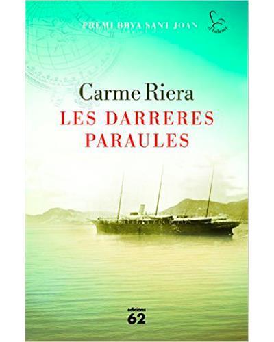 """10/01/2017.- Encuentro literario con la escritora Carme Riera, autora de """"Les darreres paraules"""""""