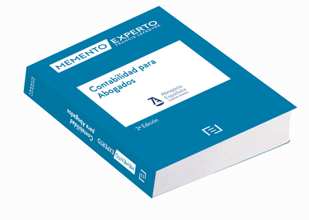 Oferta para colegiados: precio especial de adquisición del Memento Experto Contabilidad para Abogados