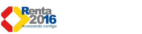 Renta 2016.- Presentación de las declaraciones con el carnet colegial