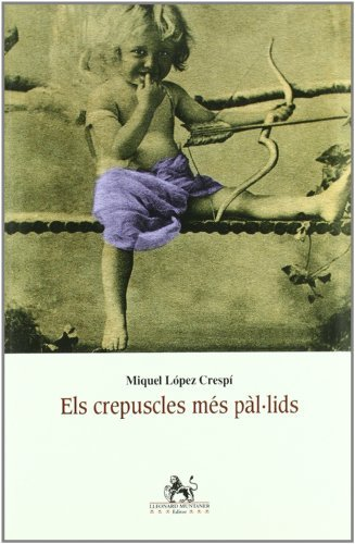 """Els crepuscles més pàl·lids"""", de Miquel López Crespí, nueva propuesta de lectura y de tertulia literaria"""