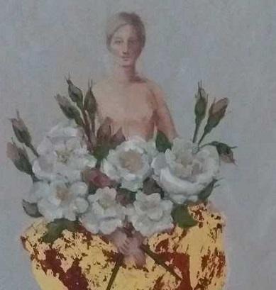 Del 9 al 23 de noviembre.- Exposición de pintura de Danielle Brouns