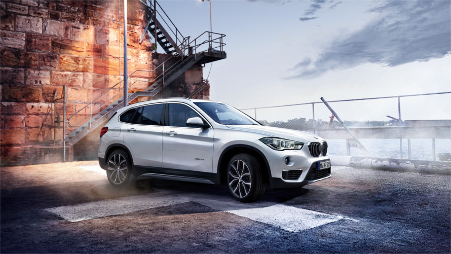 Oferta de Proa Premium per a col·legiats. Model BMW X1