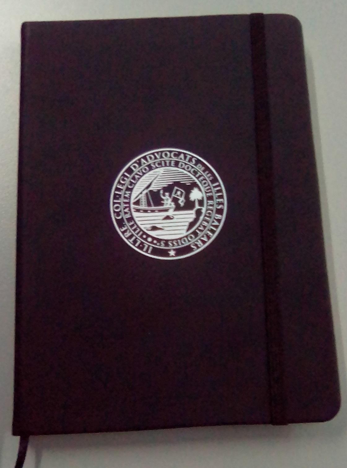 Libreta de notas del ICAIB: ¡que no se te olvide nada!