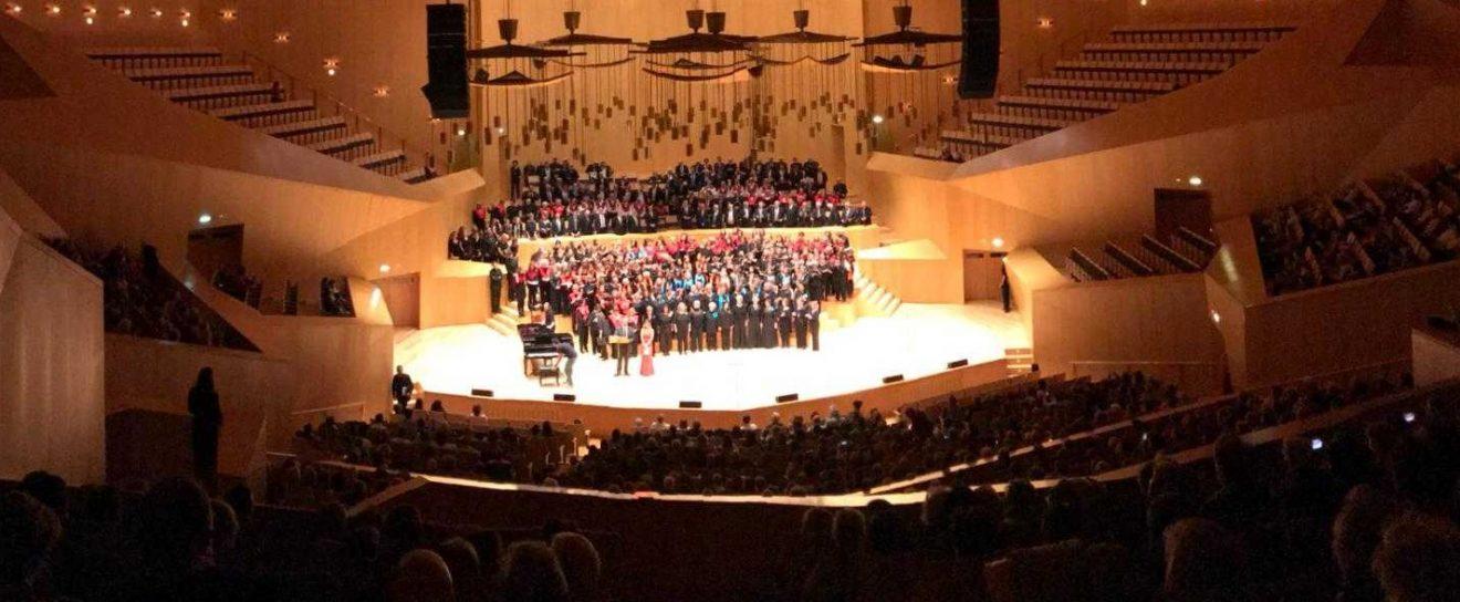 El Coro del ICAIB brilla en Zaragoza