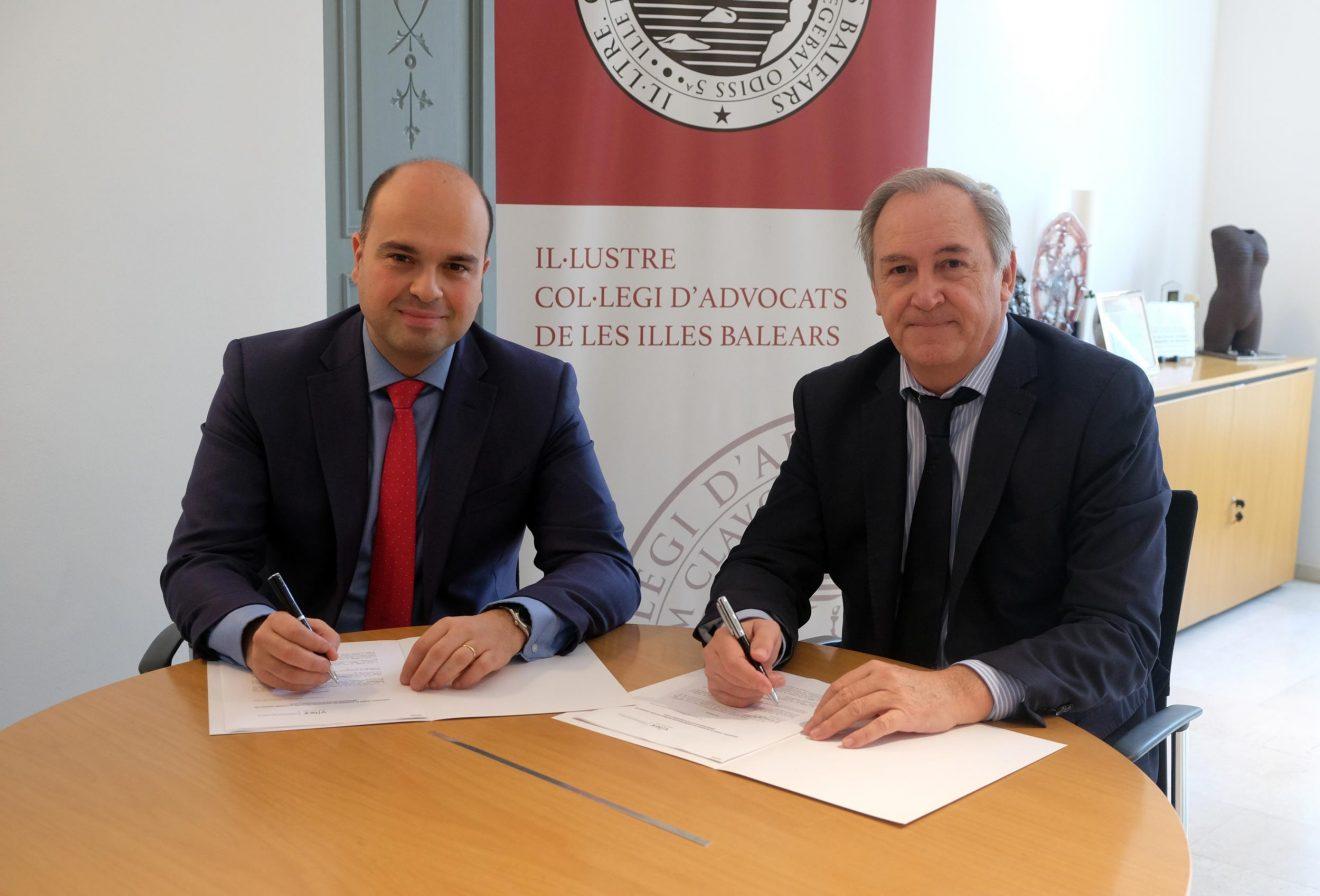 Acuerdo del ICAIB y VLEX para el acceso gratuito de los colegiados a la base de datos online de VLEX