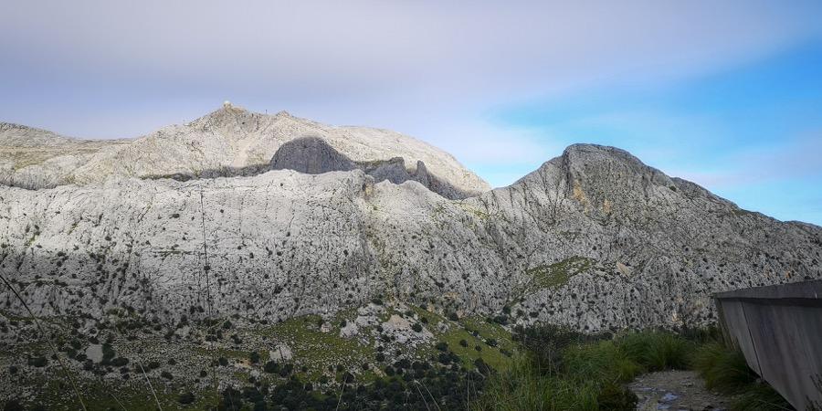 28/04/2019.- Excursión a la cima del Puig de Massanella