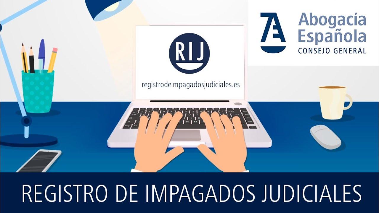 Registre d'Impagats judicials