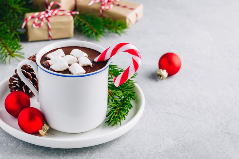 Xocolatades i lliurament d'obsequis del concurs de felicitacions de Nadal