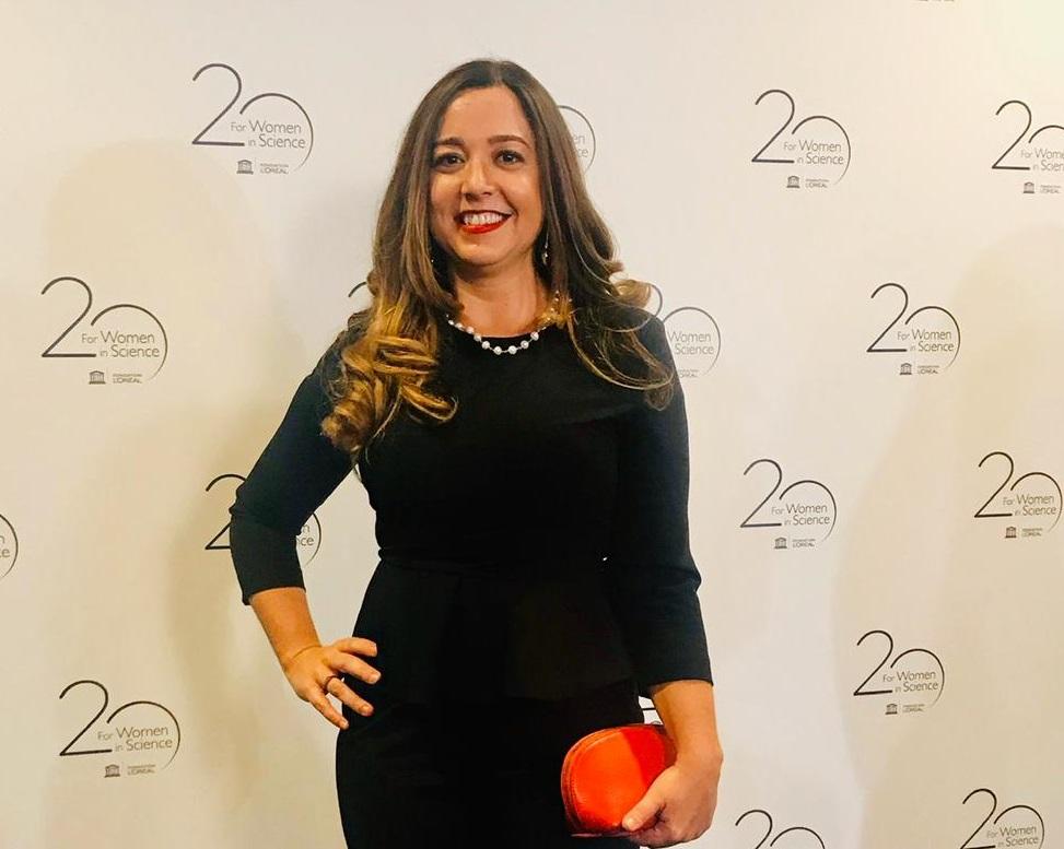 25/02/2020. Café Legal con Marga Gual, experta en diplomacia científica y asesora en políticas I+D+i para la Comisión Europea