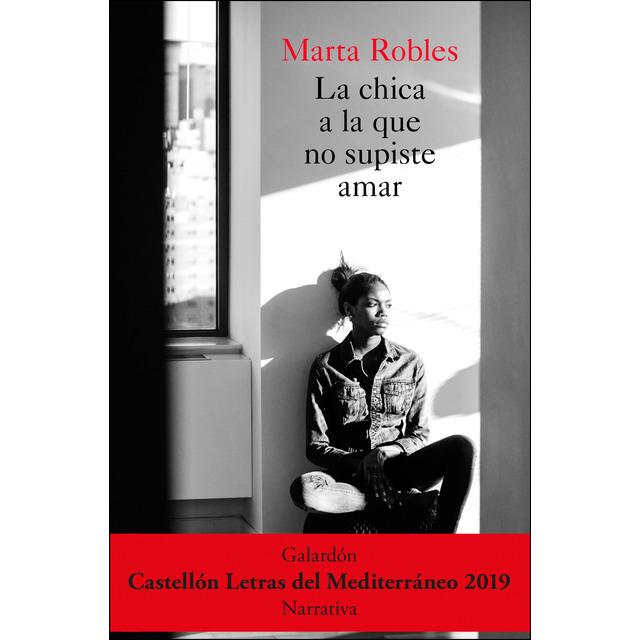 """25/03/2020.- Presentación de la novela """"La chica a la que no supiste amar"""", de la periodista Marta Robles"""