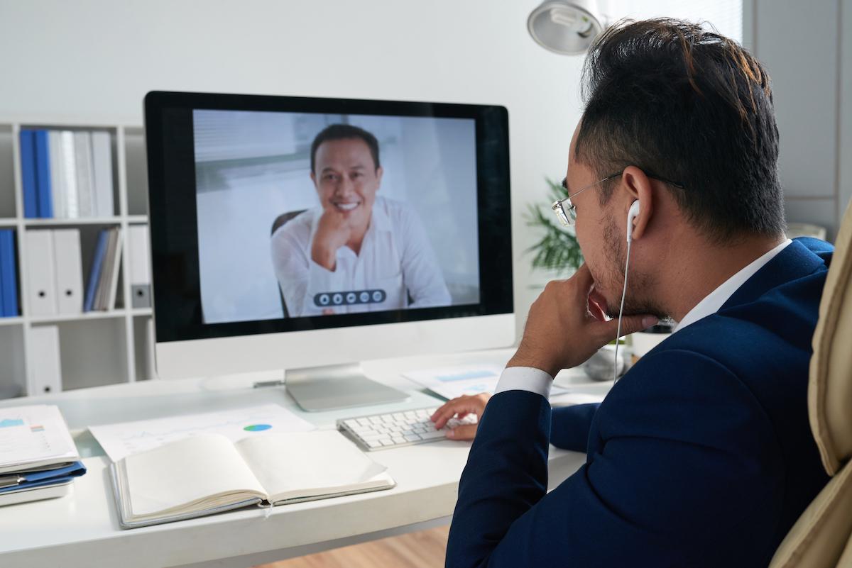 Comunicacions per videoconferència entre lletrats i persones detingudes (18/03/2020)