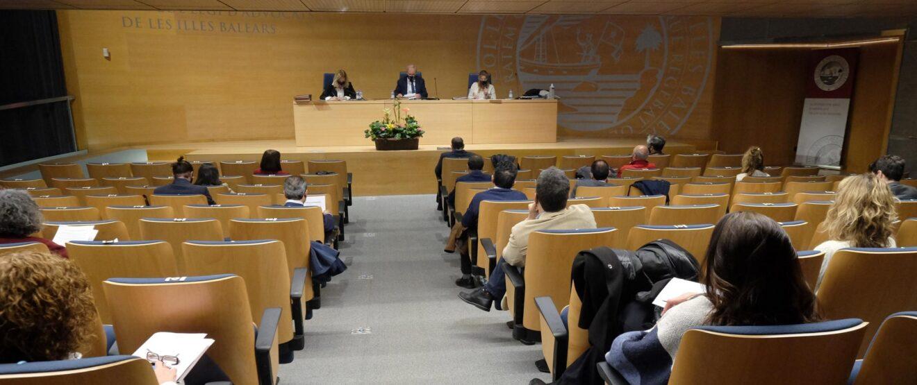 Aprobados por unanimidad el presupuesto del ICAIB para el año 2021 y la cuenta de resultados del ejercicio 2020